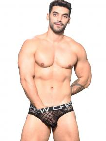 Andrew Christian Brief - Lattice
