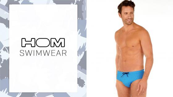 HOM Swim Mini Briefs - Lourmarin