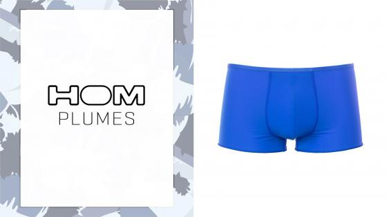 HOM Trunk - Plumes