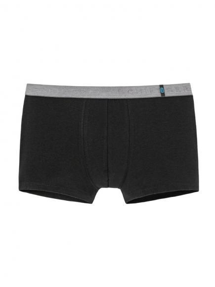 Schiesser 95/5 Shorts Zwart