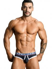 Andrew Christian Almost Naked Retro Mesh Brief