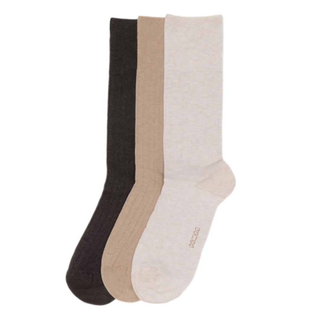 Hom socks 3 pack cotton for 76 2306 3
