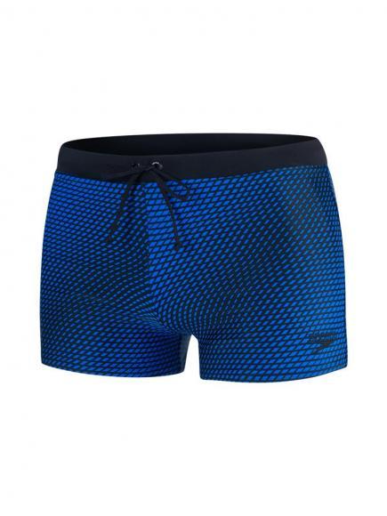Speedo E10 Valmilton Aquashort Blauw-Zwart