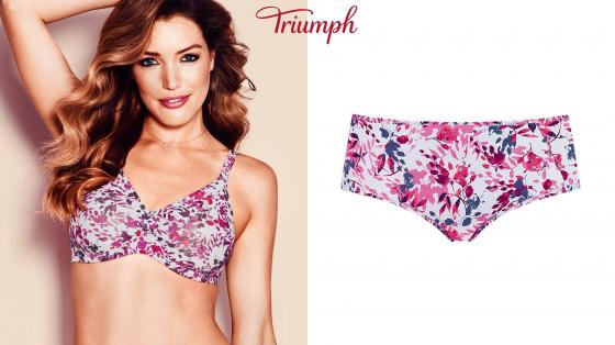 Triumph My Flower Minimizer Hipster