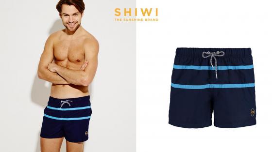 Shiwi Schwimmhose zwei Streifen