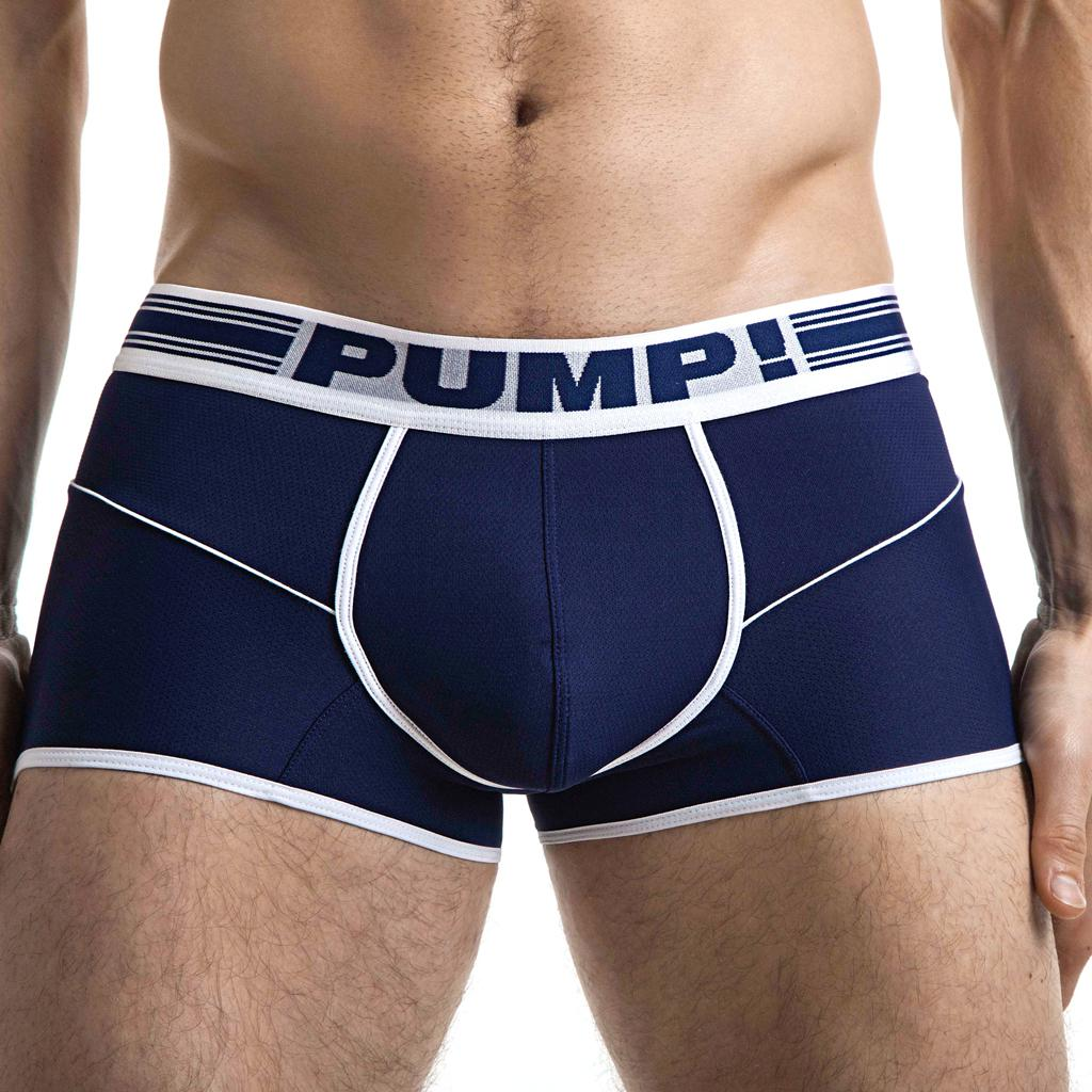 PUMP! Free-fit Boxer - Navy