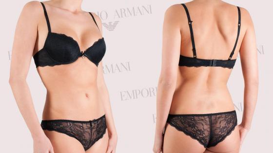 Emporio Armani Classic Seduction BH (push up)