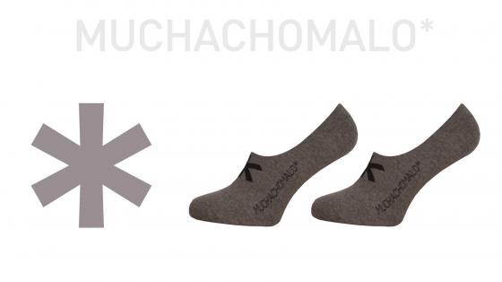 MuchachoMalo Invisible Socks 2-pack