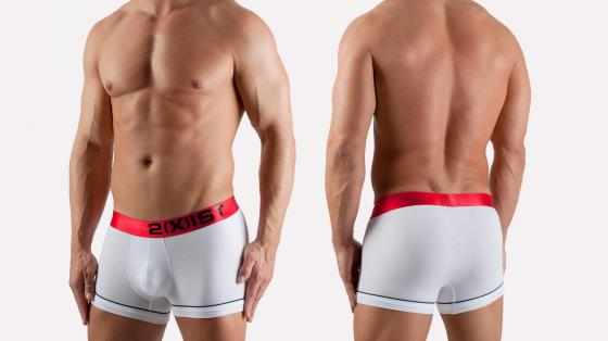 2XIST Underwear No Show Trunk