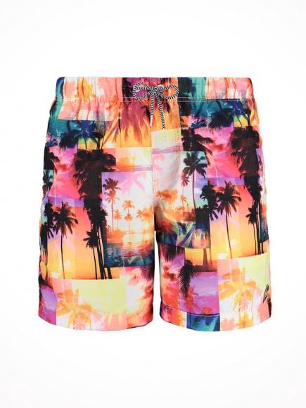 Shiwi Zwemshort Miami Beach multi color