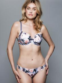 Sapph Desert Rose Padded wire bra
