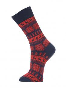 HOM Socks Jacquard (cotton)
