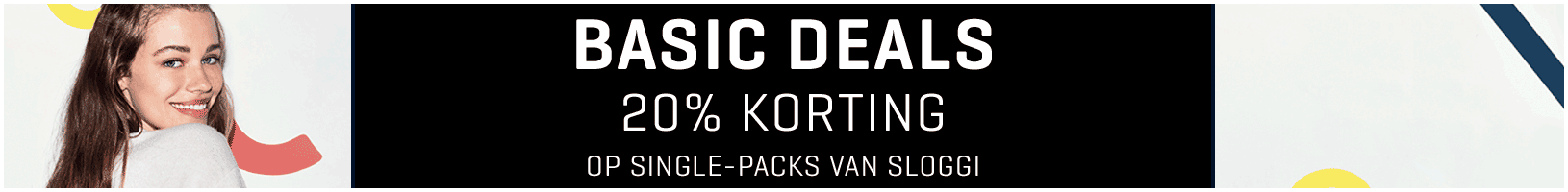 Basic Deals Sloggi